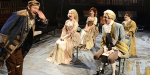 Bernstein's Candide At The Menier Chocolate Factory