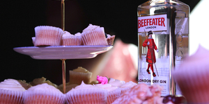 Alcoholic Afternoon Teas In London