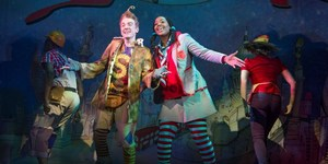 A Panto That's Full Of Beans At The Lyric