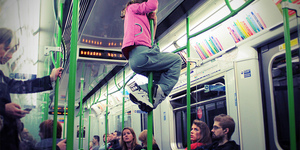Eight Fun Games To Play On The Tube