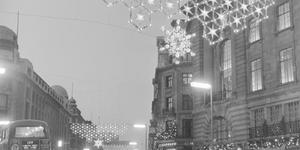 In Pictures: London Christmas Past
