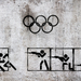 Tammam Azzam, Syrian Olympic,  2013, Courtesy the artist and Ayyam Gallery
