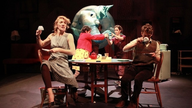 Riotous And Imaginative: Elephantom At The Shed