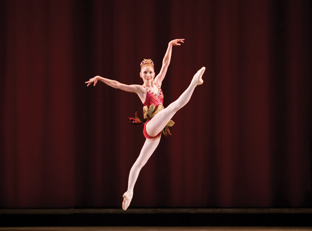 Royal Opera House Is A-Sparkle With George Balanchine's Jewels