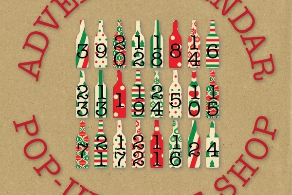 Alcoholic Advent Calendars To Warm Up December