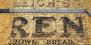 Alternative London Tours: Ghost Signs In Stoke Newington