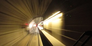 Heathrow Express: Secret Tunnels And Unused Platforms