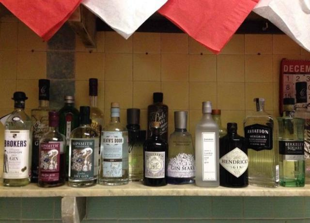 A Gin Palace In A Pie And Mash Shop On Broadway Market