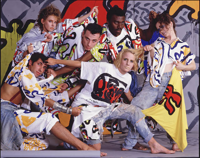 1980s Fashion Makes A Comeback At The V&A