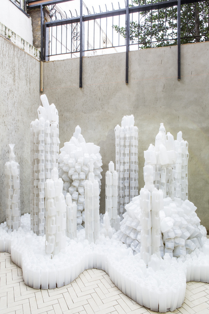 Gayle Chong Kwan, Wastescape. Photo © Tim Bowditch