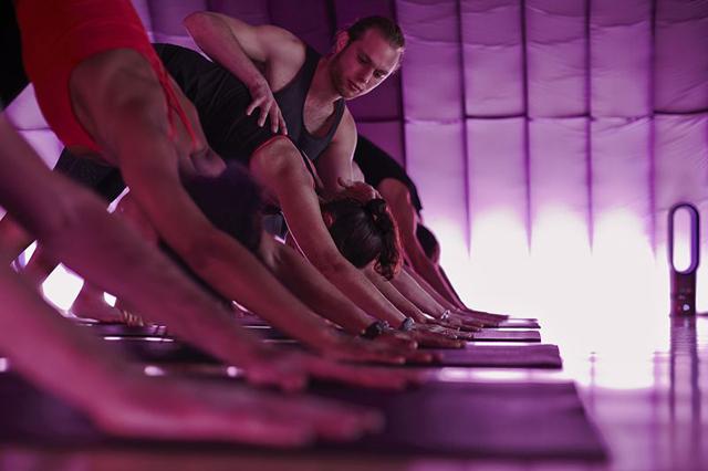 10 Alternative Yoga Workouts In London