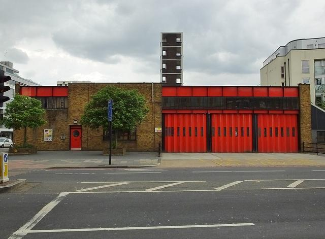 Ten London Fire Stations Closed This Morning