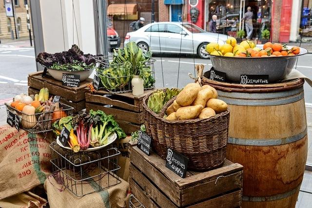 Best New Food Shops: Quality Chop House Food Shop & Butcher