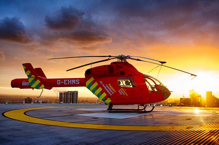 London's Air Ambulance: 25 Years Of Saving Lives