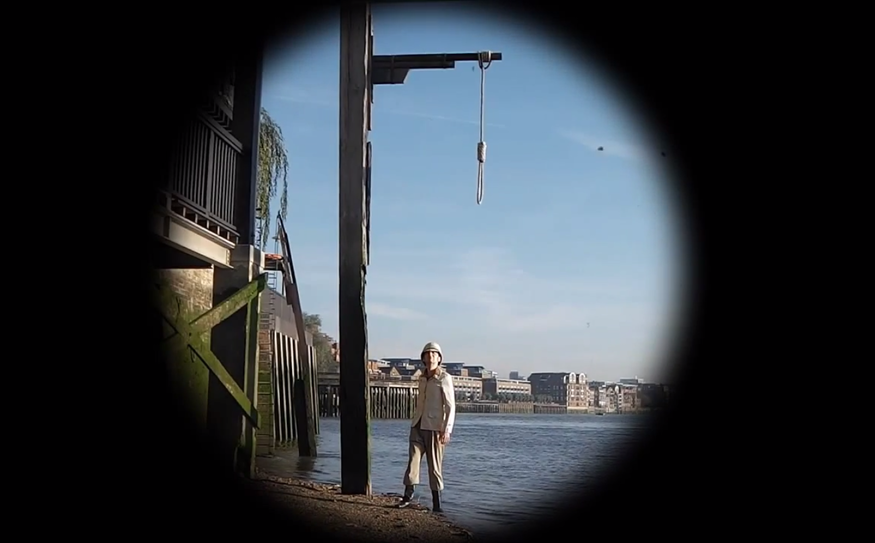 Lost Valley of London: Pirates Of Execution Dock