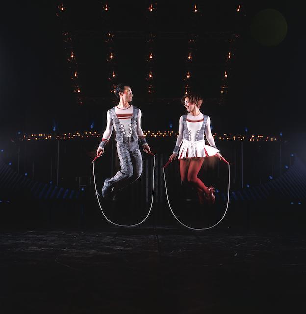 Photo: Al Seib. Costumes Dominique Lemieux ©2011 Cirque du Soleil
