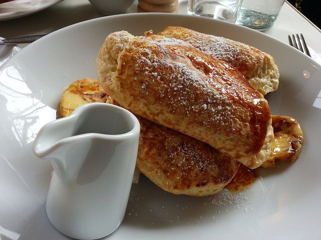 Where To Eat Pancakes In London