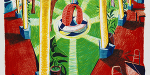 Hockney: Printmaker @ Dulwich Picture Gallery