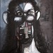 George Condo, Female Portrait, 2013 © George Condo Courtesy of the artist and Skarstedt