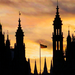 Houses of Parliament by Dave via flickr
