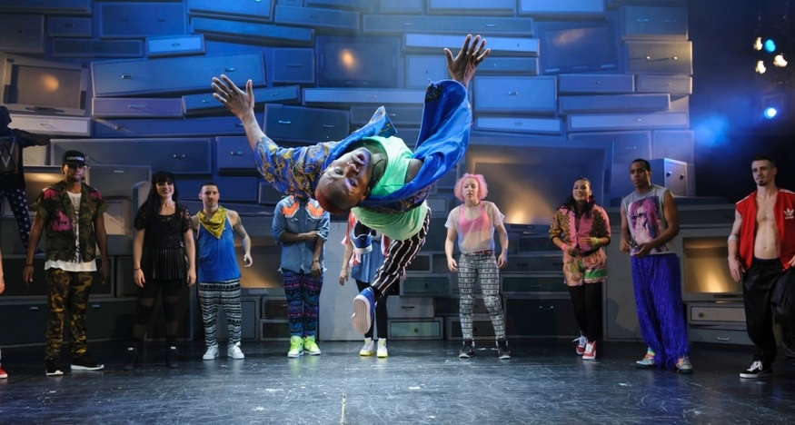 Blaze: Feel-Good Street Dance Wows At Peacock Theatre