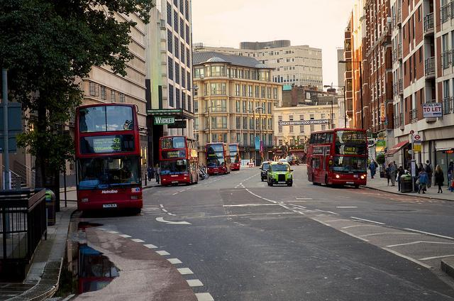 You Won't Be Able To Pay Cash On Buses From This Summer