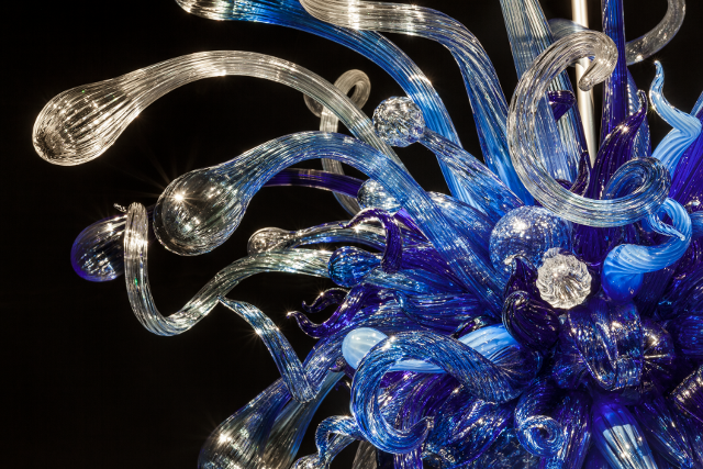 Dale Chihuly's Beautiful Glass Sculptures