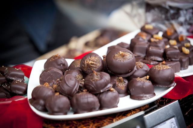 The Chocolate Festival Comes To Islington