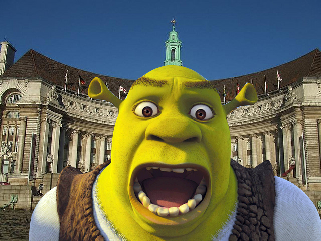 London To Get Shrek Theme Park
