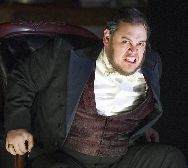ENO Launches A New Rigoletto