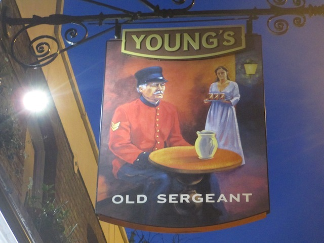 Old Sergeant