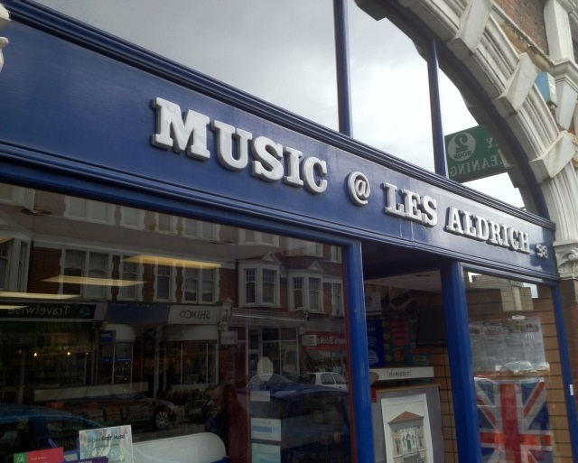London's Best Classical Music Shops