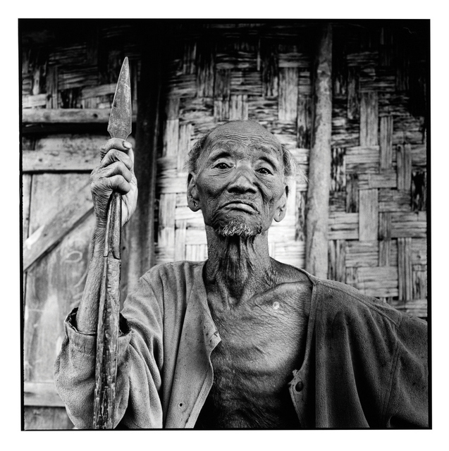 From the series Nagaland by David Bailey, 2012 Copyright: David Bailey