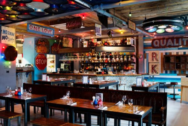 New Restaurant Review: Rum Kitchen Carnaby