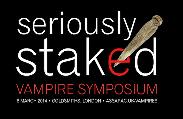 Seriously Staked: A Vampire Symposium In New Cross