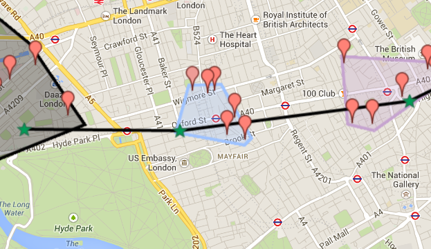 The First Ever Crossrail Pub Crawl