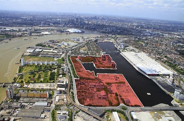 1,000 Extra Homes For Silvertown Quays