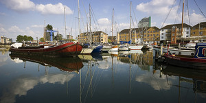The Friday Photos: London Docks