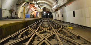 Mail Rail: Inside London's Post Office Tube Line