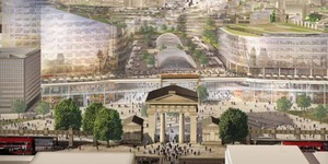 Six Reasons NOT To Rebuild The Euston Arch