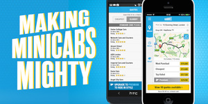 Win £250 Worth Of Minicab Rides With Kabbee
