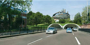 Hammersmith Tunnel Report Pictures Life Without The Concrete Flyover