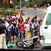 Moto accident, Cyril Ndegeya
