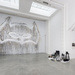 Joyce Pensato, Joyceland. Installation view. Image courtesy the artist and Lisson Gallery