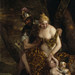 Venus, Mars and Cupid Paolo Veronese about 1580. Copyright National Galleries of Scotland