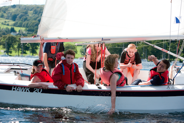 Book Ahead For A Summer Watersports Camp With YHA