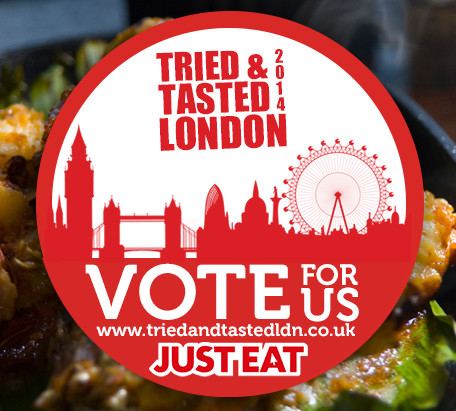 Tried And Tasted: Vote For Your Favourite London Takeaway