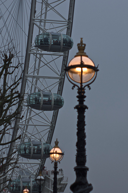 Lamp and Eye by Charlie M via flickr