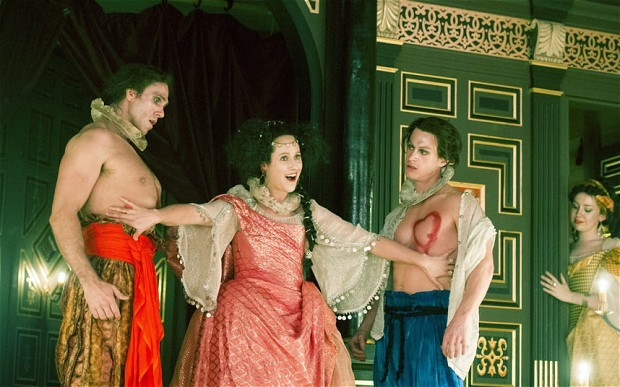 Sam Wanamaker Playhouse's First Opera Sends Tingles Down The Spine