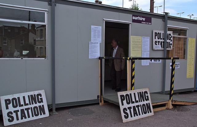Make Sure You're Registered To Vote In Local And European Elections